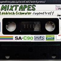 """Lesbisch-Schwuler Jugendtreff """"Mixtapes"""""""