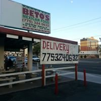 Beto Mexican Food
