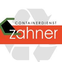 Containerdienst Zahner