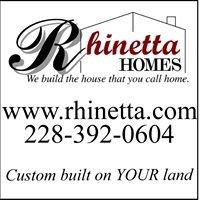 Rhinetta Homes