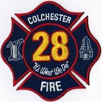 Colchester Hayward Volunteer Fire Company