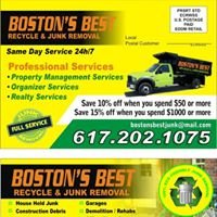 Boston's Best Recycle and Junk Removal