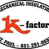 K-factor Mechanical Insulation Contractor