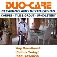 Duo-Care Cleaning and Restoration