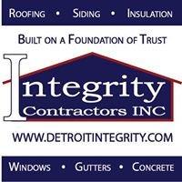 Integrity Contractors Inc