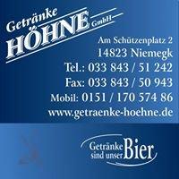 Getränke HÖHNE GmbH