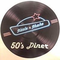 Sizzle n Shake American 50's Diner / Restaurant