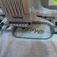 Justyna's Embroidered Gifts and Alterations Shop