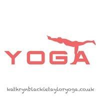 Kathryn Blackie-Taylor Yoga