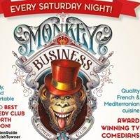 Monkey Business Comedy Club