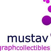Mustav autograph collectibles