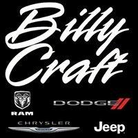 Billy Craft Chrysler Dodge Jeep Ram