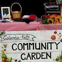 Columbia Falls Community Garden