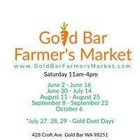 Gold Bar Farmer's Market