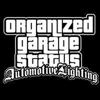 Organized Garage Status