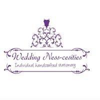 Wedding Ness-cesities