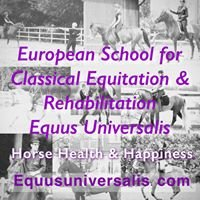 European School for Classical Equitation & Rehabilitation Equus Universalis