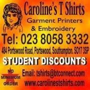 Carolines Tshirts LTD