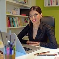 Elena Adorian - Graphic Designer