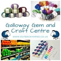 The Galloway Gemshop and Outback Yarns