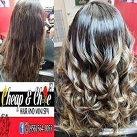 Cheap & Chic Hair & Mini Spa