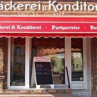 Bäckerei- Konditorei- Party-Service M.Burchert