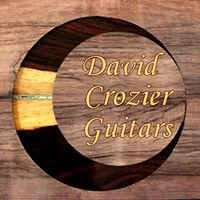 David Crozier Guitars, Mobile Luthiery, Eastbourne