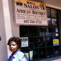 Royal Salon And African Boutique