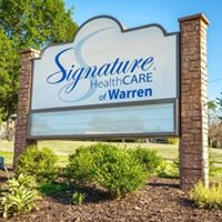 Signature HealthCARE of Warren