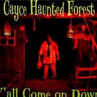 Cayce Haunted Forest