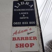 Adams barber shop Drakewalls