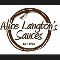 Alice Langton's Sauces