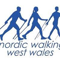 Nordic walking West Wales