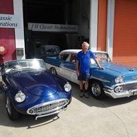 J H Classic Car Restorations