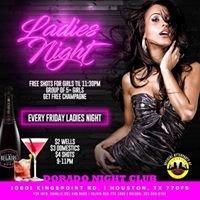 Power Fridays at Club Dorado