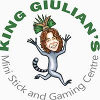 King Giulian's Mini Stick and Gaming Centre