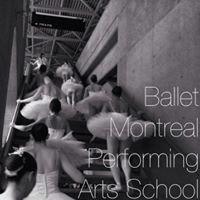 Ballet Montreal Performing Arts School