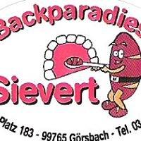 Backparadies Sievert