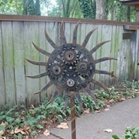 Indian Creek Garden Art