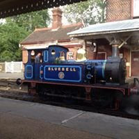 Sheffield Park Railway Station (Bluebell Railway)