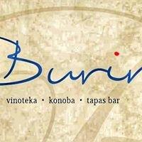 Konoba Burin - restoran, tapas bar, vinoteka