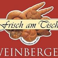 Frisch am Tisch - Bäckerei & Konditorei WEINBERGER