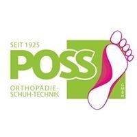 Poss - Orthopädie-Schuh-Technik
