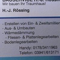 Bauservice H.-J. Rössing
