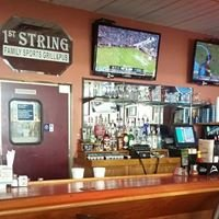 First String Family Sports Grill
