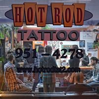 Hot Rod Tattoo, Permanent Inc.