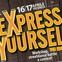 Express Yourself contest e festival