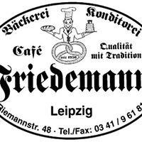 Bäckerei-Konditorei-Café Friedemann GbR
