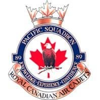"""89 """"Pacific"""" Royal Canadian Air Cadet Squadron"""