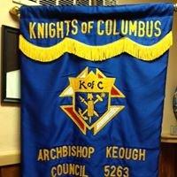 Archbishop Keough Council, KofC 5263